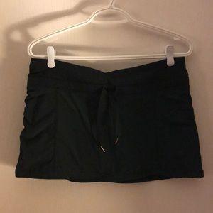 Lululemon skirt, with shorts insert